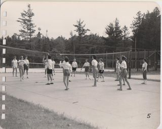 1960 volleyball