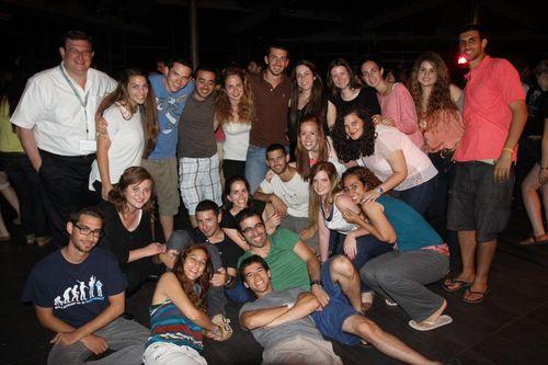 israeli staff